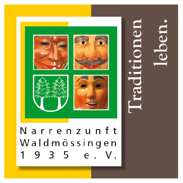Narrenzunft Waldmössingen 1935 e.V. Logo
