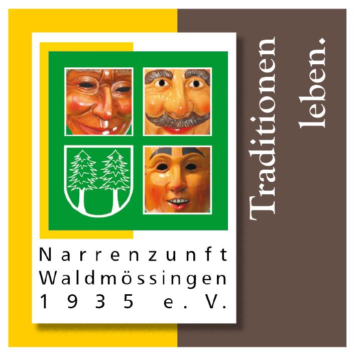 Narrenzunft Waldmössingen 1935 e.V. Logo